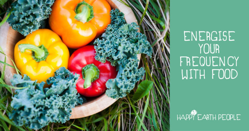 energise your frequency with food